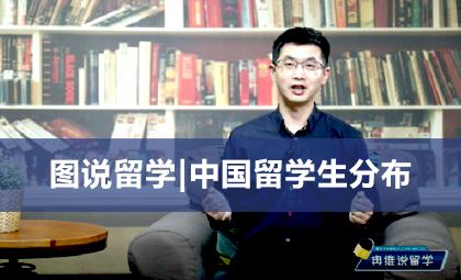 图说留学|中国海外留学生的总体态势